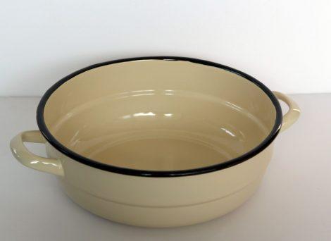 Emaille Schüssel, 28 cm