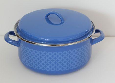 Emaille Topf 26 cm 5,75 L Blau