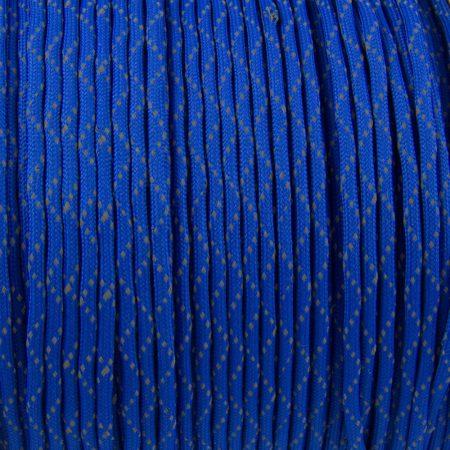 REFLECTIVE BLUE (Paracord 550 Reflective)