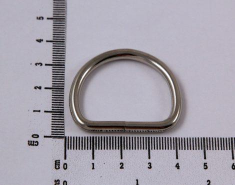 Paracord Zubehör - D-Ring - 30 mm