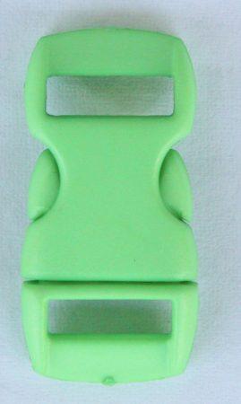 Schnellverschluss - 10 mm - Hellgrün
