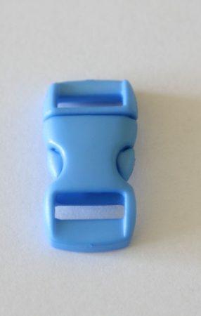 Schnellverschluss - 10 mm - Hellblau